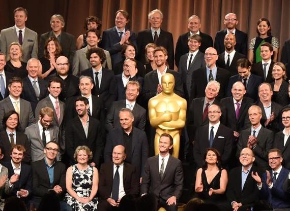 Oscars so pale
