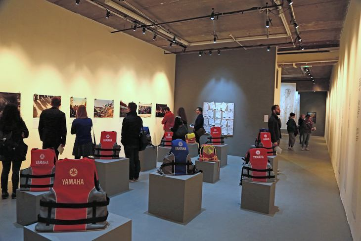 migrant exhibition