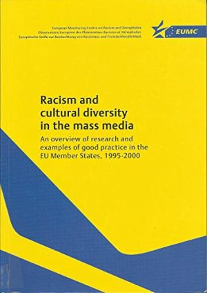 Racism And Cultural Diversity In The Mass Media