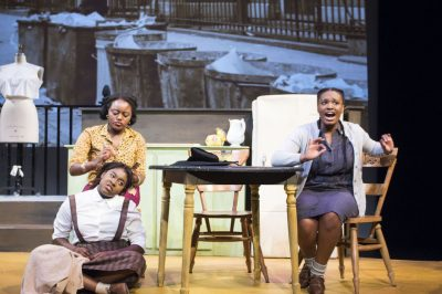 Behind the curtain: How GS theatre highlights African-American culture