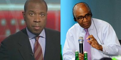 The Media Society: Black on Black – Clive Myrie in Conversation with Trevor…