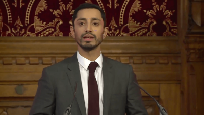Riz Ahmed warns Parliament that a lack of diversity in TV is leading people to Isis