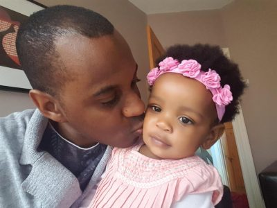 I'm a young, married, professional black father. And I don't exist