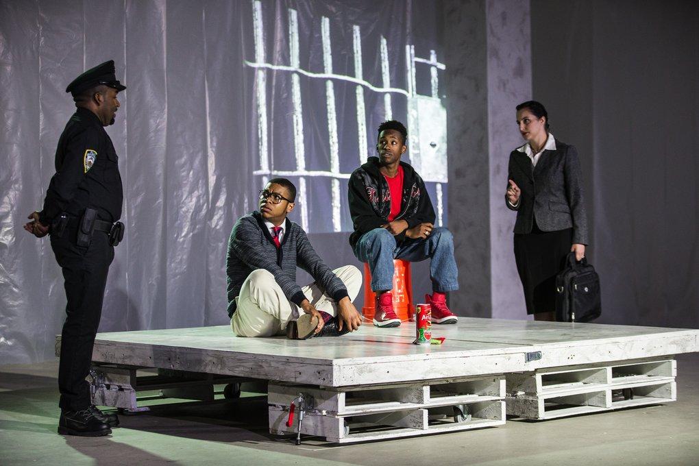 low cost black theatre
