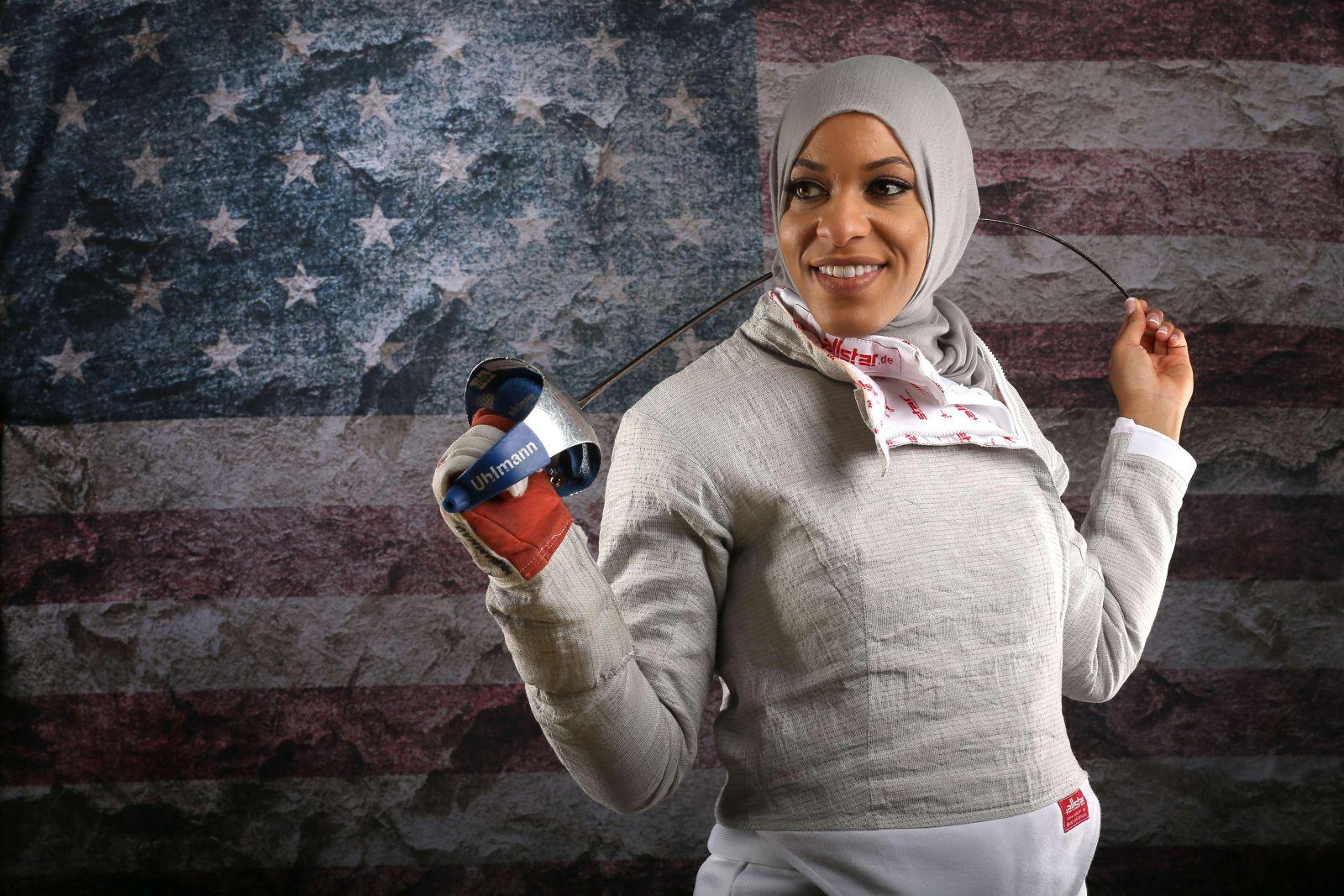 muslim fencing